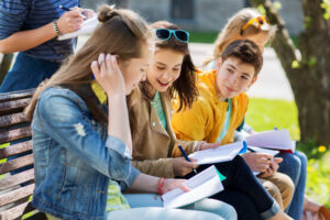 Acton Academy Seacoast, Education, High,School,People Concept, Group Happy
